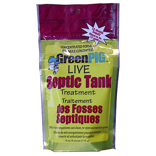 GreenPiG Septic Tank Treatment