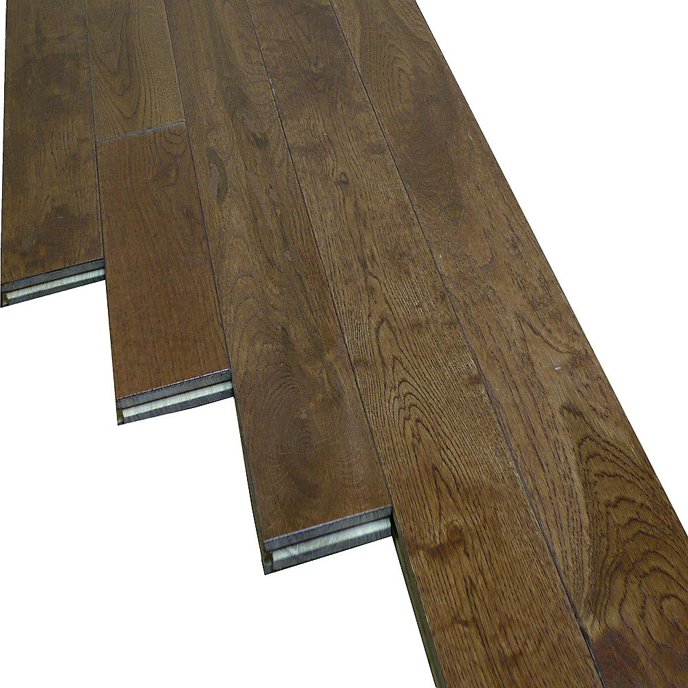 Paramount Gunstock Oak Hardwood Flooring (20.93 sq. ft. / case)