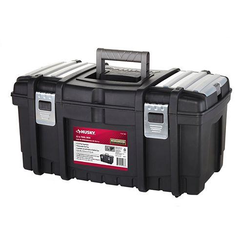 Husky 22-inch Tool Box