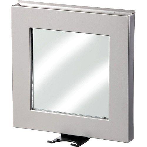 Miroir de douche anti-buée B.Smart