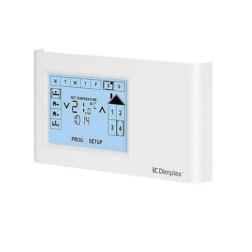 Multi-Zone Programmable Connex Controller Thermostat