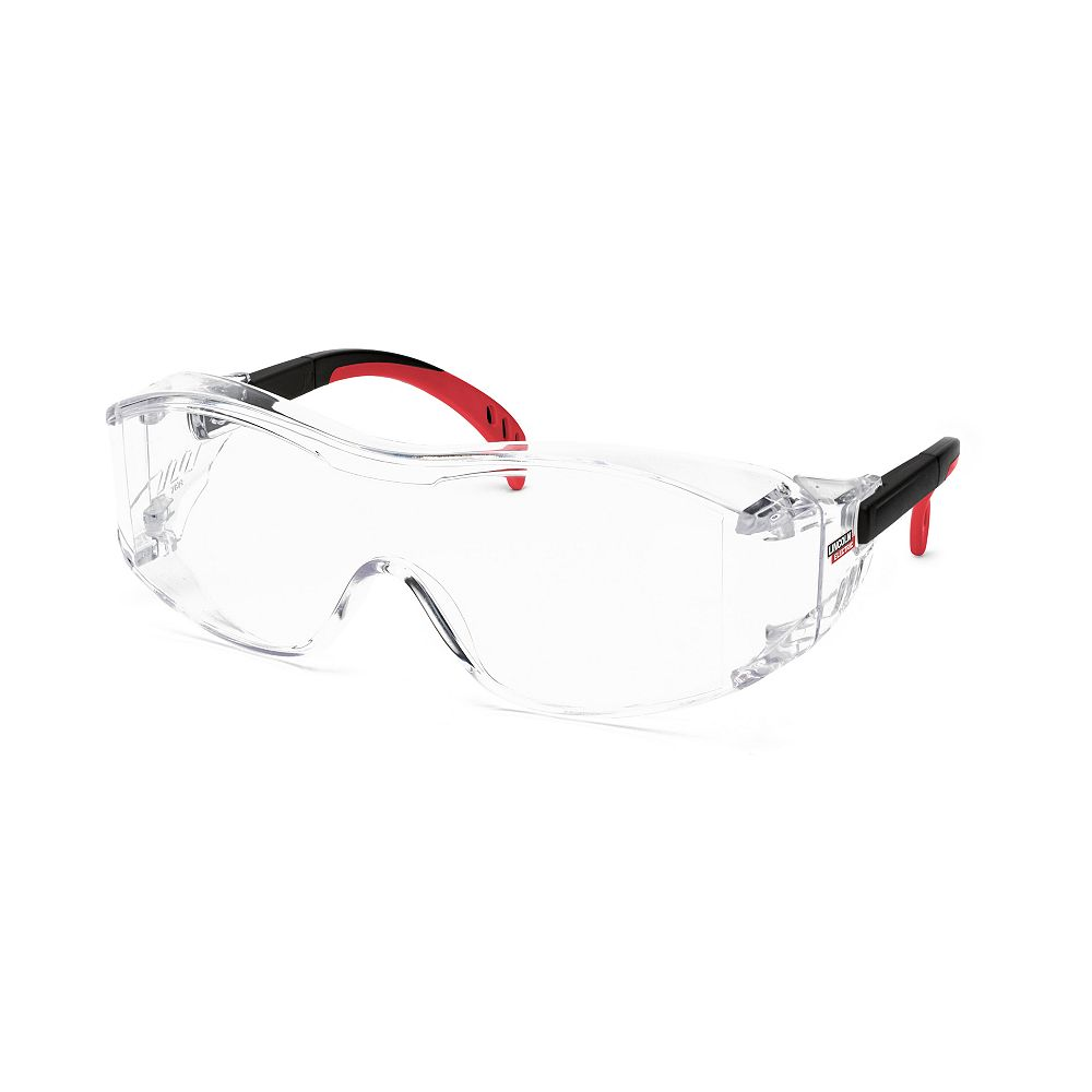 Lincoln Electric Cover2 Safety Glasses