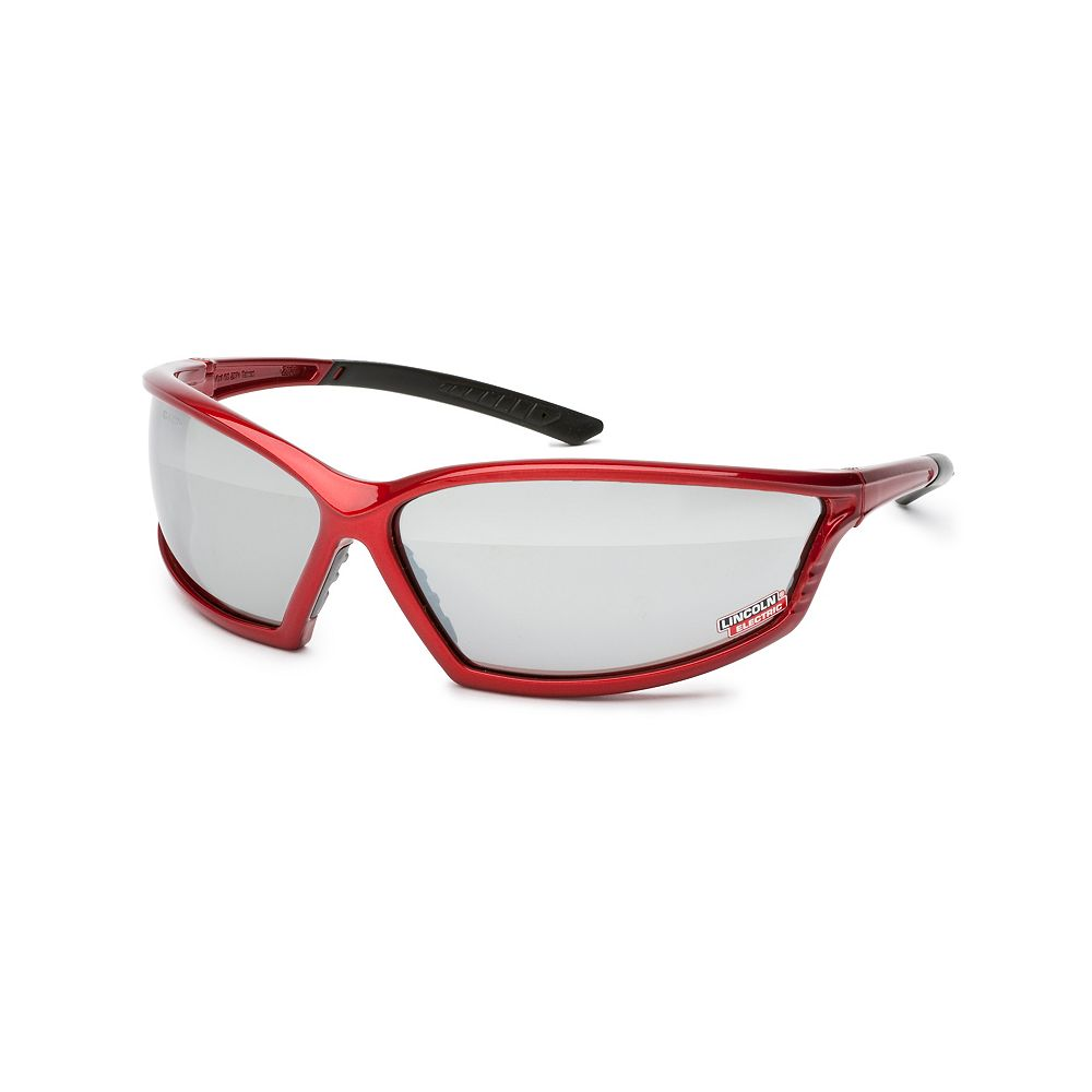 Lincoln Electric Lunettes de protection rouges i-beam