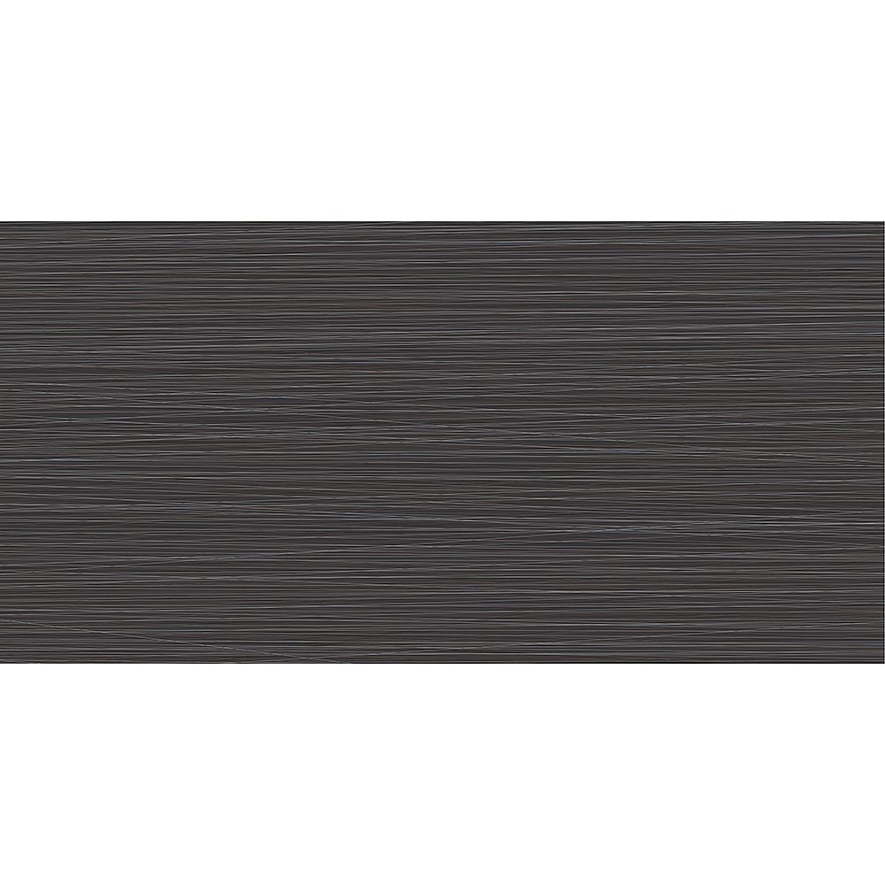 Enigma 12-inch x24-inch Zera Annex Carbon Rectified Porcelain Tile -( 16 Sq. ft. / Case)