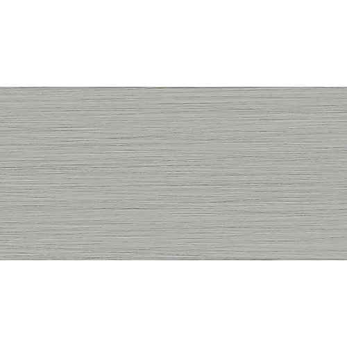 12-inch x 24-inch Zera Annex Silver Rectified Porcelain Tile -( 16 Sq. ft. / Case)