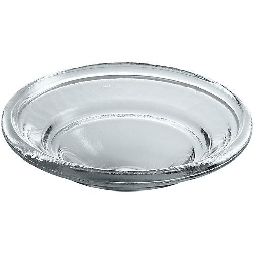 Spun Glass(R) Vessel bathroom sink
