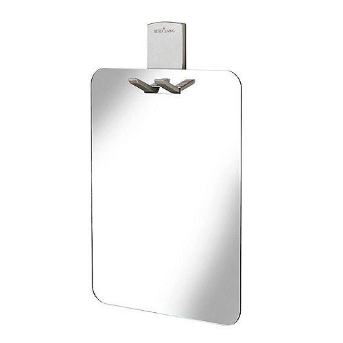 Miroir de douche sans cadre