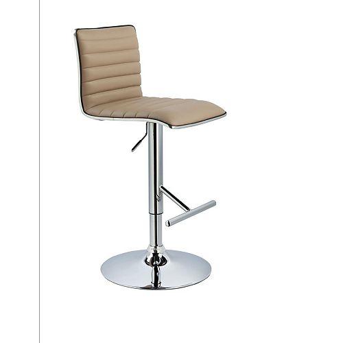 Sonic adjustable gas lift stool - Sand