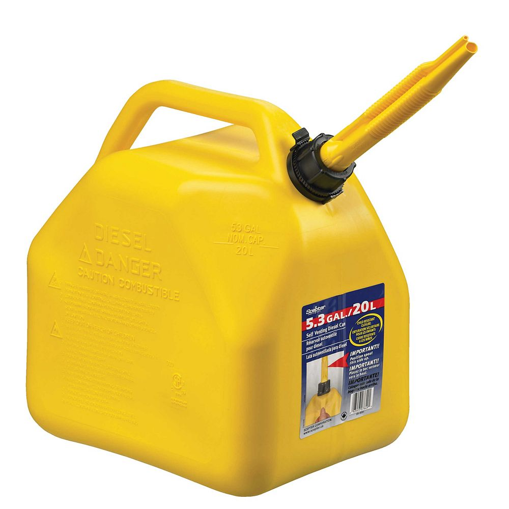Scepter 5.3 Gal. / 20 L Diesel Can