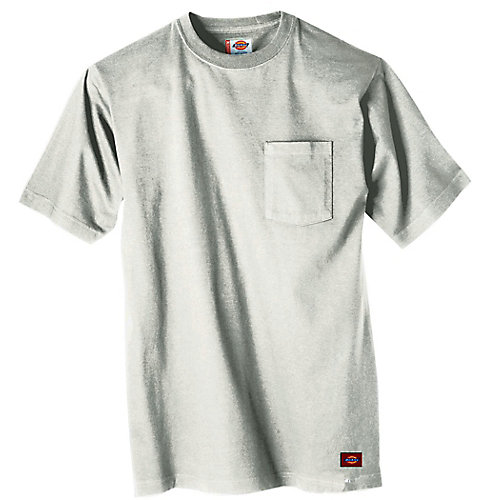 D4215 T-shirt à manches courtes avec poche- TTG