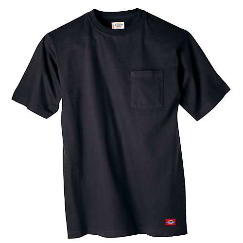 D4215 T-shirt à manches courtes avec poche- Petit