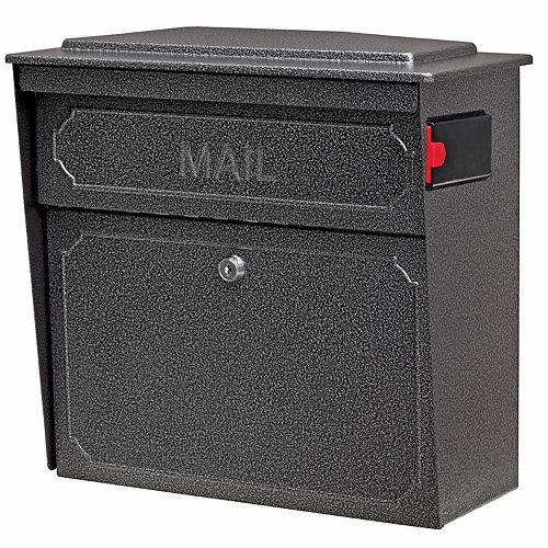 Mail Boss Galaxy Townhouse Wall Mount Locking Mailbox