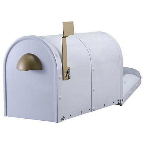 Boîte aux lettres Western Express - blanc