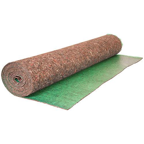 3.67 ft. x 27.3 ft. Premium Felt Cushion Underlayment Roll