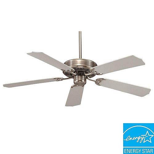 "Satin Collection 52"" Indoor Ceiling Fan - CLI-SH20003738"