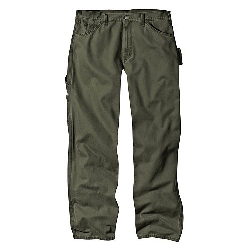 DU336 Sanded Duck Carpenter Pant - 38x34