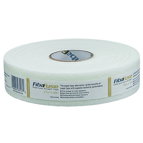 250 ft. FibaFuse Drywall Tape