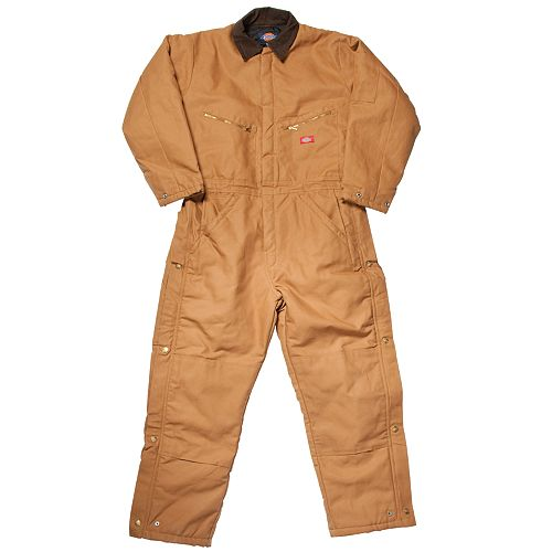 D2275DR Water Repellent Industrial Duck Coverall - 3X-Large