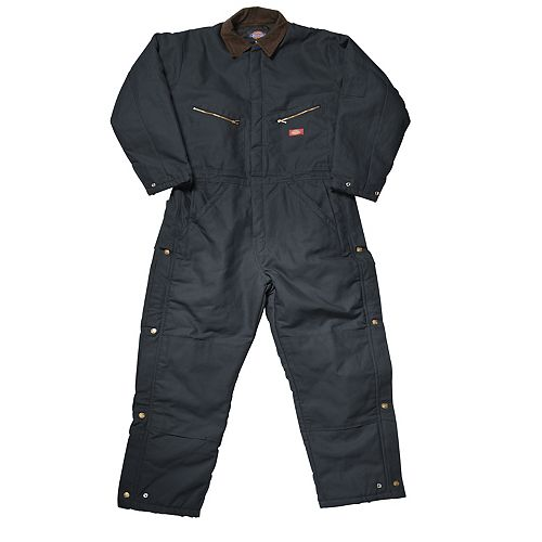 D2275DR Water Repellent Industrial Duck Coverall - 2X-Large