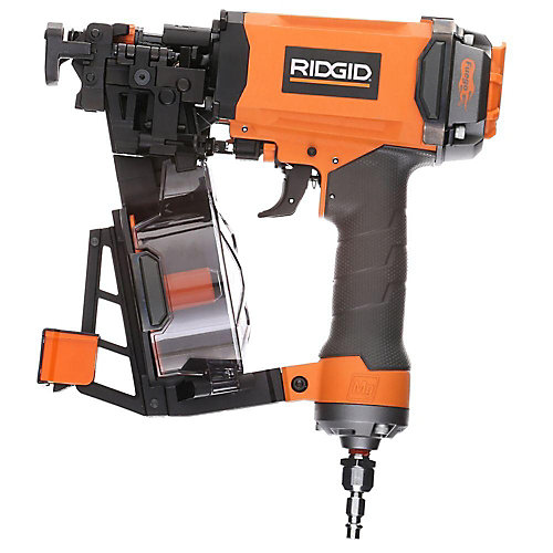 15-Degree 1-3/4-Inch Coil Roofing Nailer