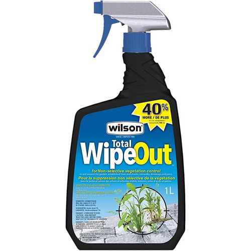Total WipeOut Ready-to-Use Lawn Herbicide