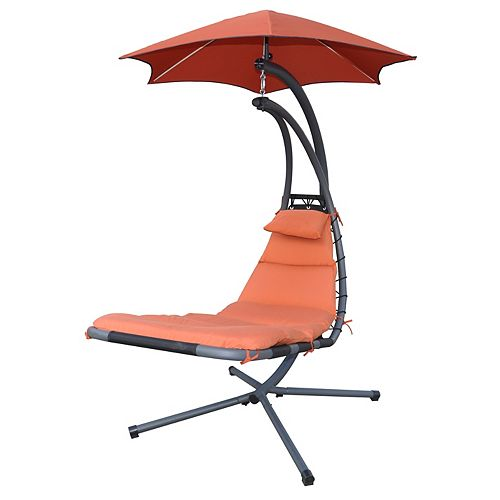 The Original Dream Chair, Rusty Red