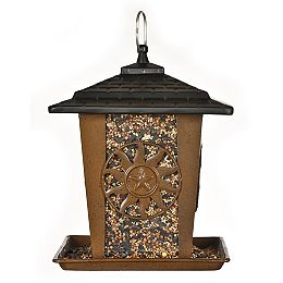 Mangeoire d'oiseaux sauvages Perky-Pet Sun and Star Lantern