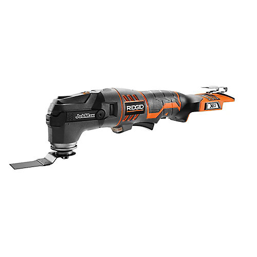 18-Volt Cordless JobMax Console with Tool-Free Multi-Tool Head (Tool-Only)