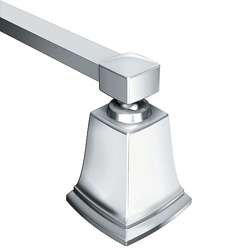 MOEN Boardwalk 24 Inch Towel Bar - Chrome