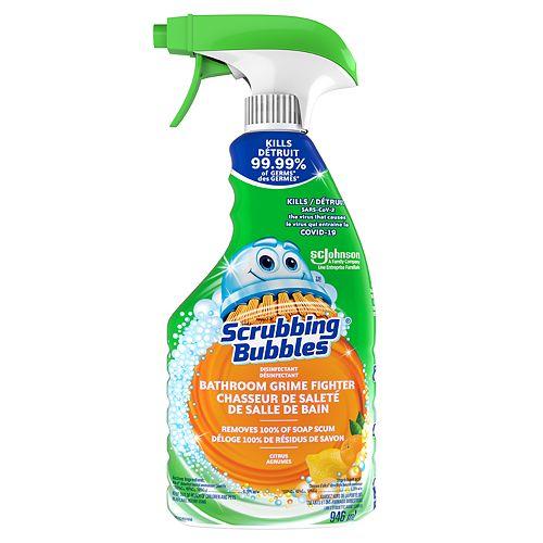 Disinfectant Bathroom Grime Fighter - Citrus Trigger