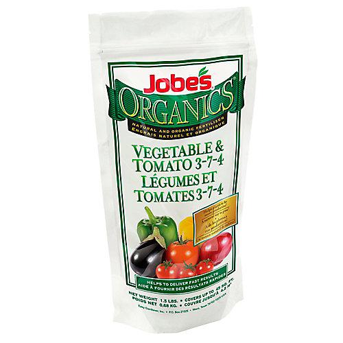 Legumes et Tomates 3-7-4