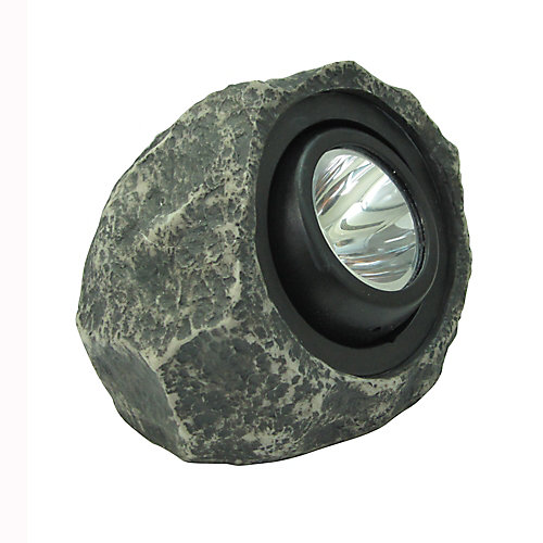 Rock solaire LED Spot Light