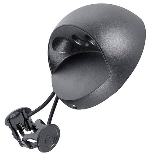 Lumière de terrasse à DEL basse tension - Fini noir