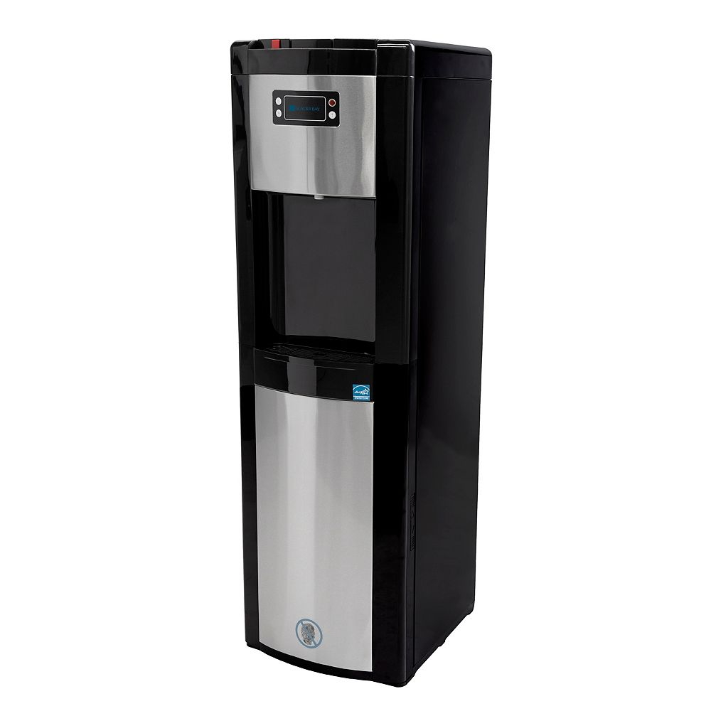 Glacier Bay Distributeur d'eau à chargement par le bas (chaude, température ambiante et froide)