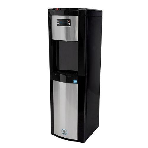 Distributeur d'eau à chargement par le bas (chaude, température ambiante et froide)