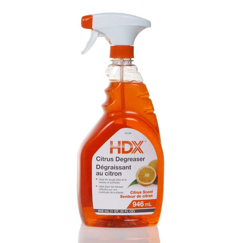 HDX Citrus Degreaser