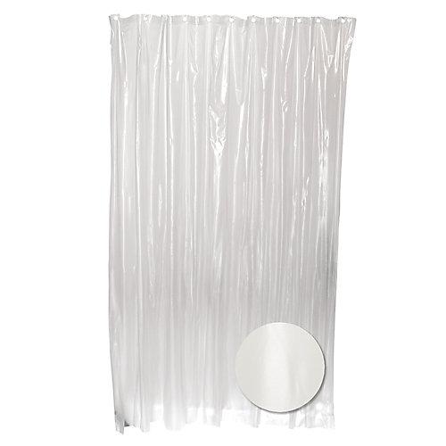 Doublure résistante pour cabine de douche - transparente