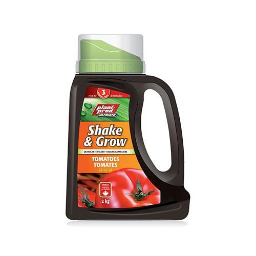 Shake N Grow Tomato Fertilizer 10-12-18