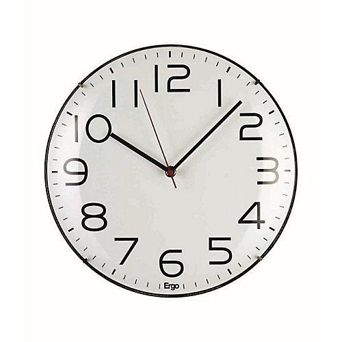 Horloge murale 12 po sans cadre