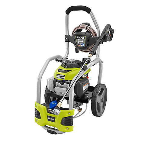 3100 PSI 2.5-GPM Honda Gas Pressure Washer with Idle Down