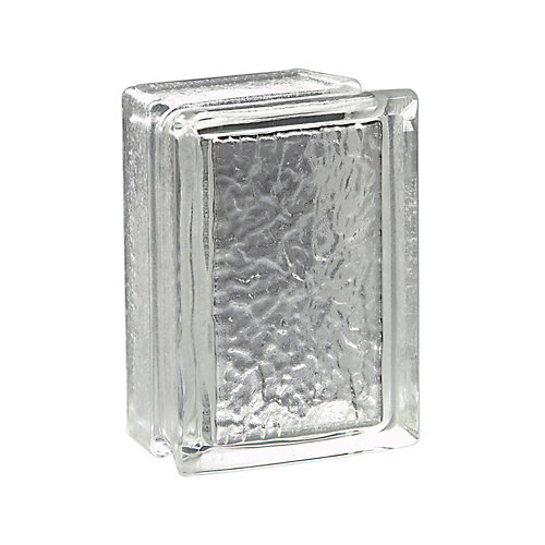 6 Inch x 8 Inch x 4 Inch Arque IceScape Pattern, case of 4