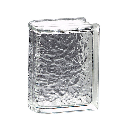6 Inch x 8 Inch x 4 Inch EndBlock IceSceScapes Pattern, case of 4