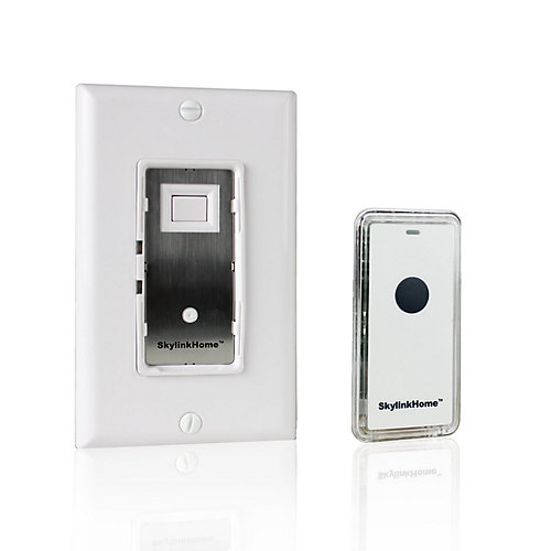 Wall Switch with Remote