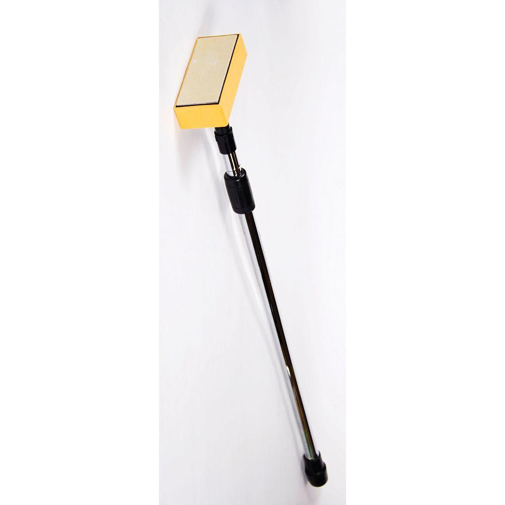 Dustless Technologies Ponceuse pour cloison sèche Turbo avec pôle télescopique de 7pi