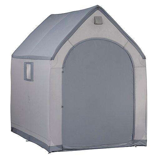 6 pieds x 7,5 pieds Facile Pop-Up StorageHouse