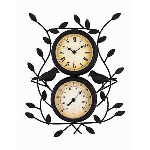 Horloge intérieur/extérieur