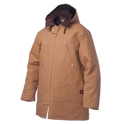 Hydro Parka Brown Large