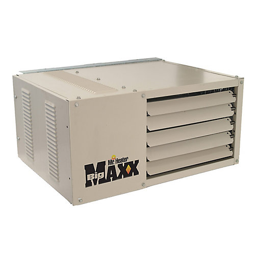 Big Maxx 50,000 BTU/Hr. Natural Gas Forced Air Convection Space Heater