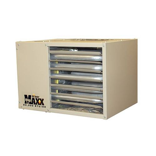 MHU80NG Big Maxx Heater - (Natural Gas) - 80,000 BTU/Hr.