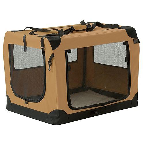 Fold Away Kennel - 31 Inch